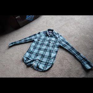 Lucky Brand causal shirt men medium